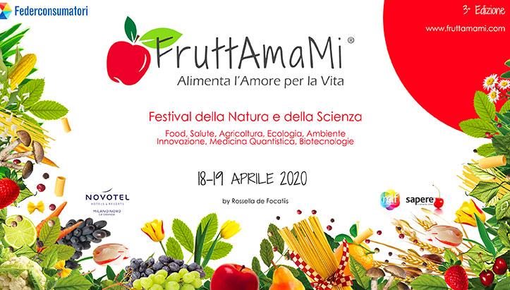 3° edizione del Festival FruttAmaMi